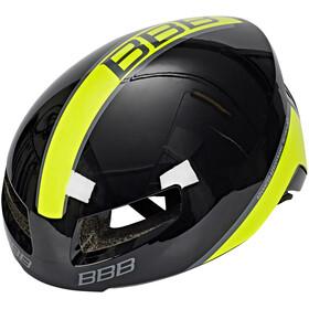 BBB Tithon BHE-08 - Casque de vélo - jaune/noir